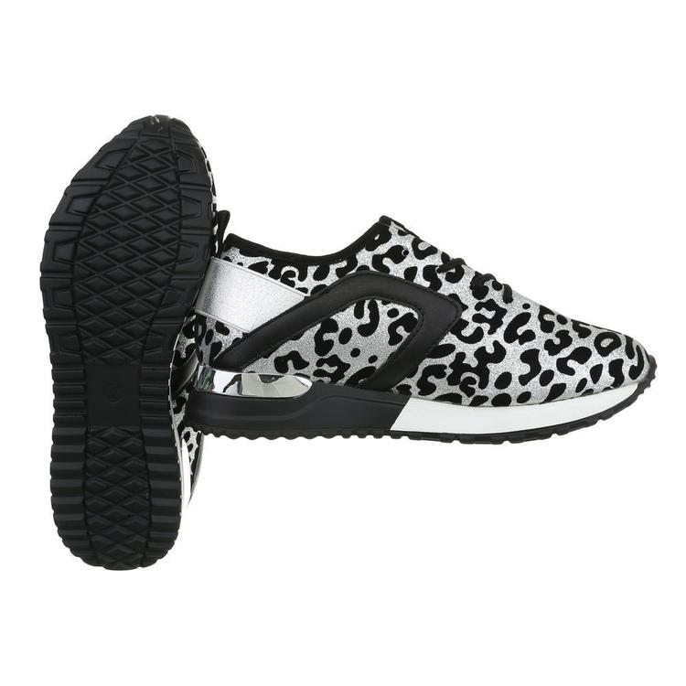 Cheetah run me up sneakers