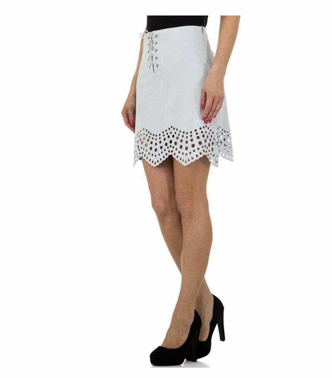 Anna the faded skirt
