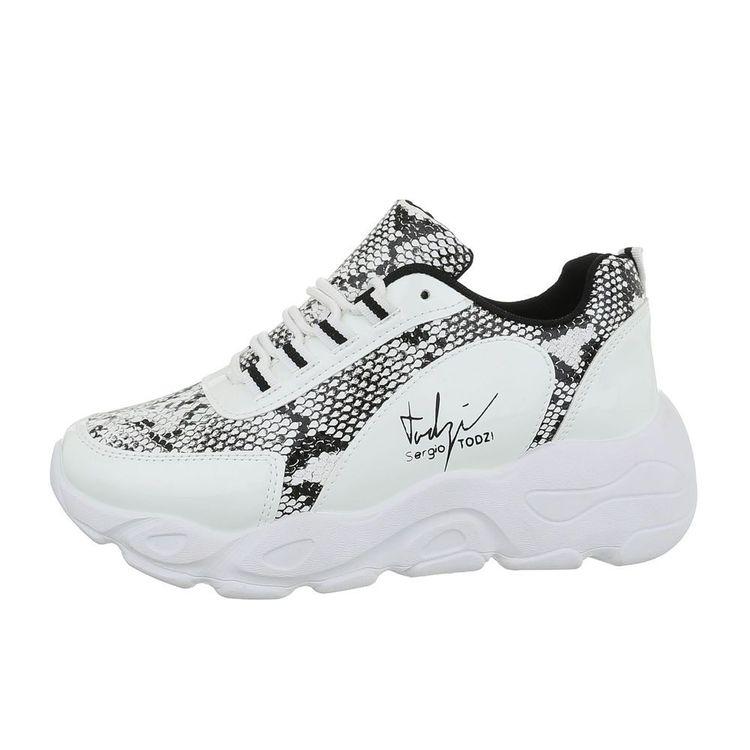 Sergio Todzi autograph snake sneakers