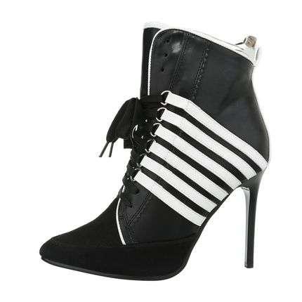I walk the walk sporty high heels
