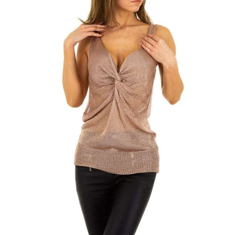Rose top-the GLAM collection