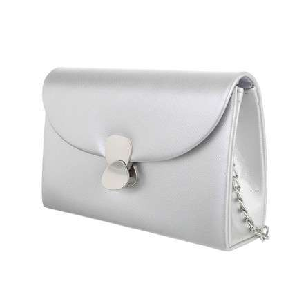 Night out little party bag. Silver