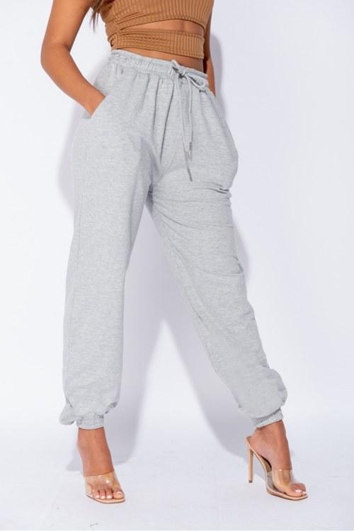 Super A quality grey soft sweatpants