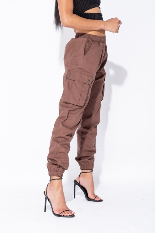 Tanned CARGO pants