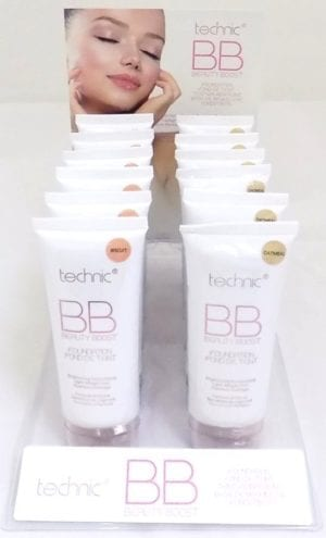 BB Beauty Boost Flawless coverage cream