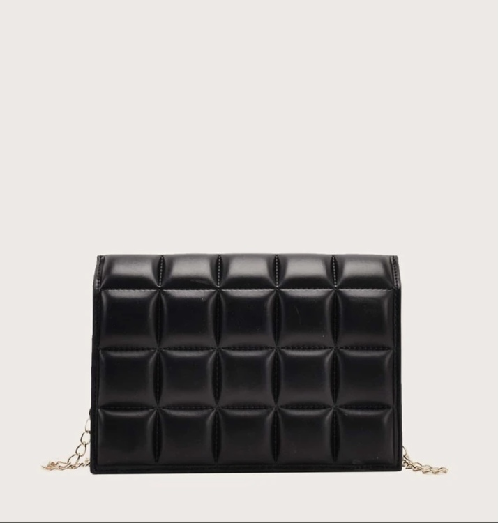 The quilted  mini bag