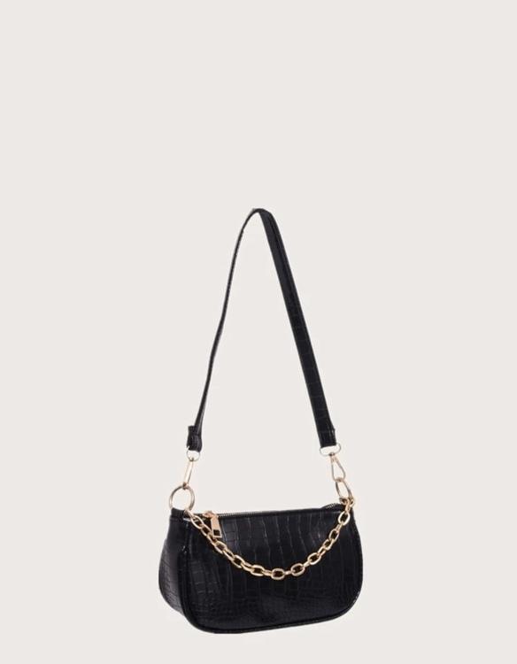 Rebecka goldchain bag