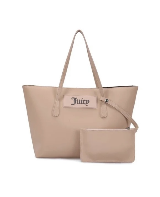 Juicy Couture camel tote bag