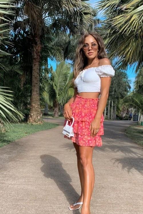 Passion summer skirt