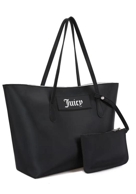 Black Juicy Couture tote bag