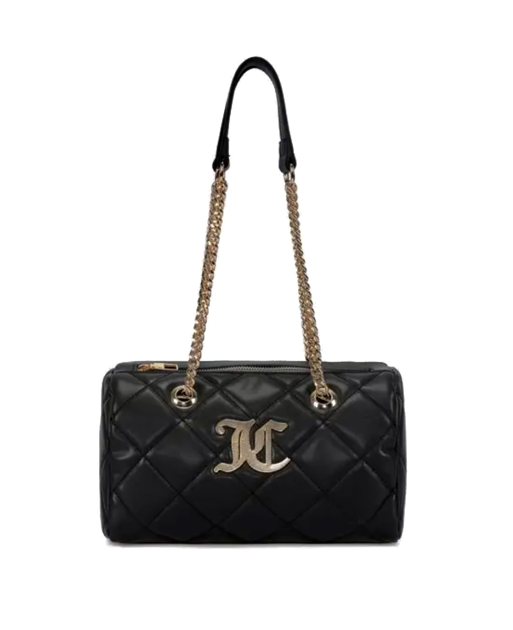 Juicy Couture  quilted boston bag