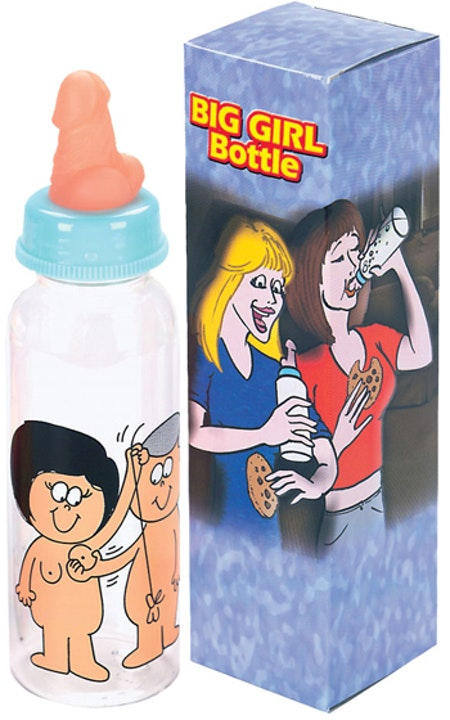 Big Girl Bottle