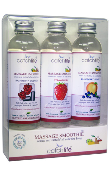 CatchLife - Massage Smoothie Giftbox