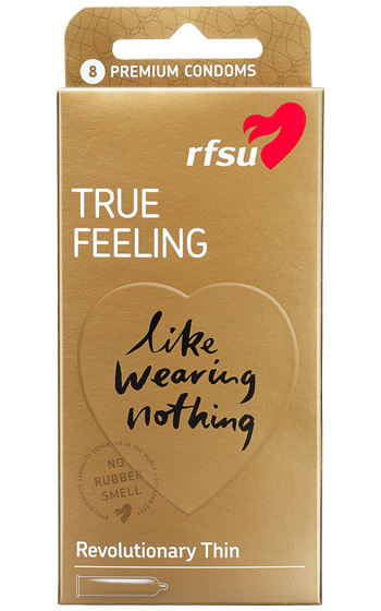 RFSU - True Feeling 8-pack