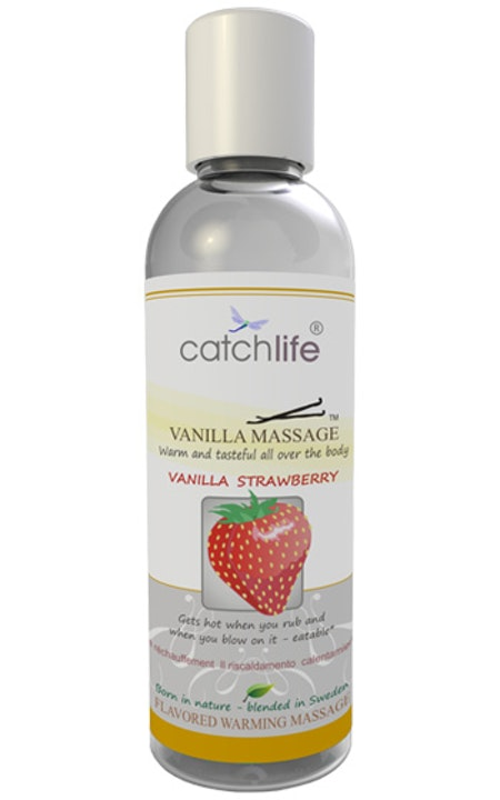 Catch Life Strawberry /Vanilla Massage