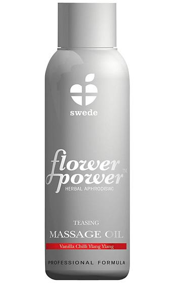 Swede Massage Oil 50 ml - Teasing