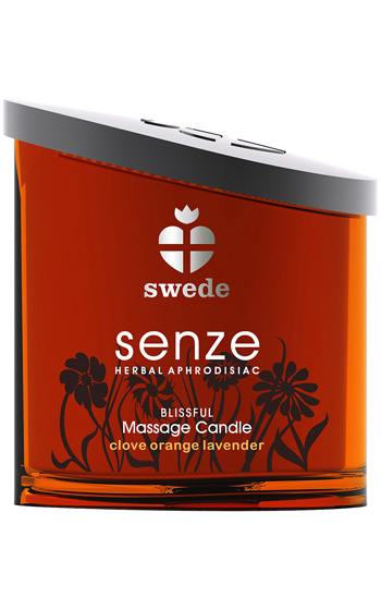 Swede Senze Massageljus 150 ml