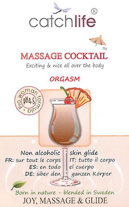 CatchLife - Orgasm Massage Cocktail 75 ml
