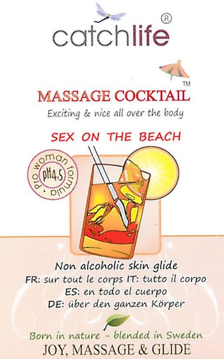 CatchLife - Sex On The Beach Massage Cocktail