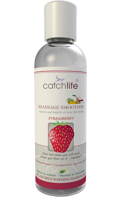 Catch Life Strawberry Massage