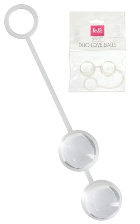 Sweet - Duo love balls