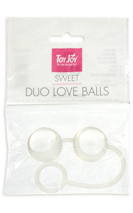 Sweet - Duo love balls