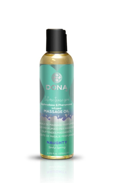 Dona Massageoil  Naughty