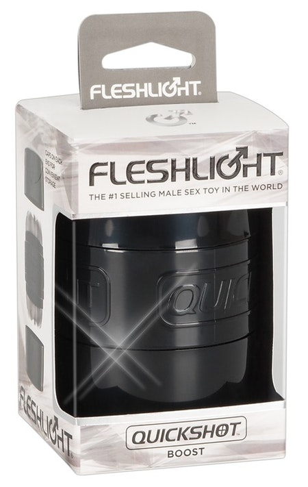 Fleshlight Quickshot Silver