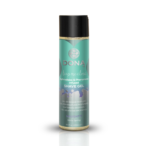 Dona Shavegel 250 ml - Naugthy