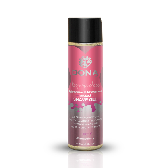 Dona Shavegel 250 ml - Flirty