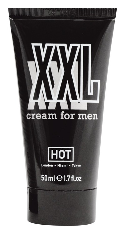 XXL Creme for men