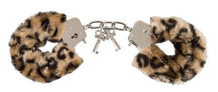 Leopard Fluffhandbojor