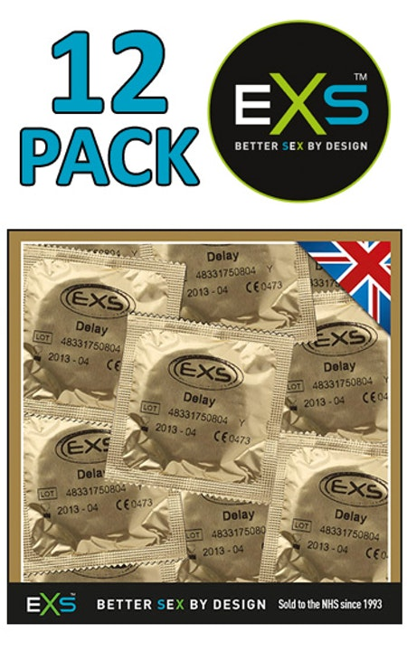 EXS Delay 12-pack