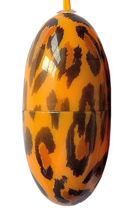Vibrerande Ägg - Leopard