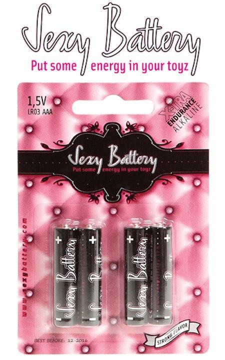 Sexy Battery LR3