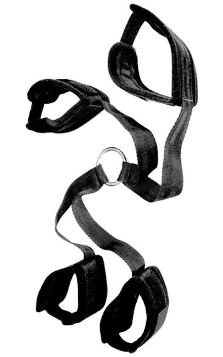 Wrist & Ankle Restriant Kit