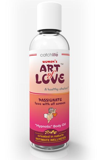 Art of Love Body Oil