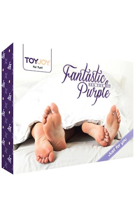 Fantastic Purple Sexleksakskit