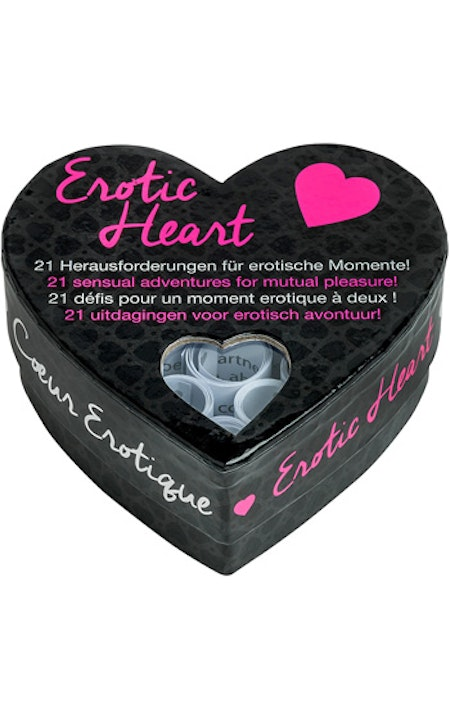 Mini Erotic Heart