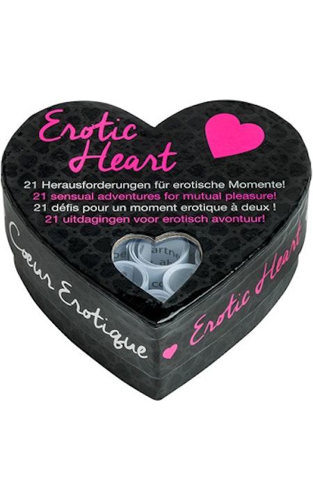 Mini Erotic Heart