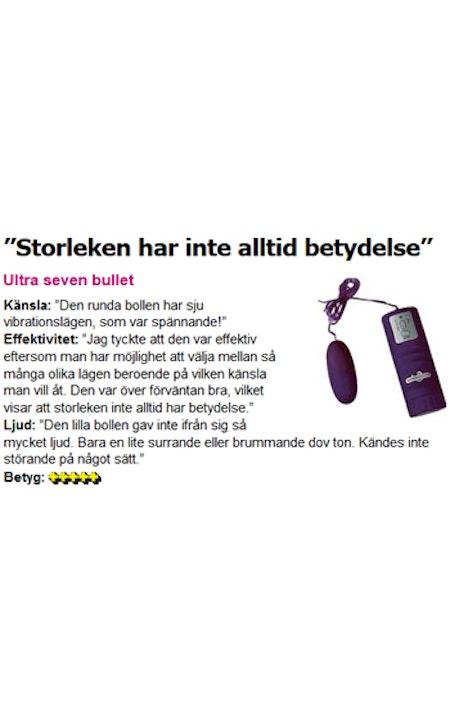 Ultra Seven Bullet