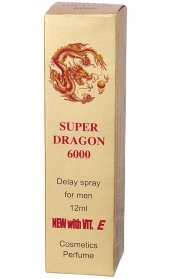 Dragon Spray 6000  Dealy Spray