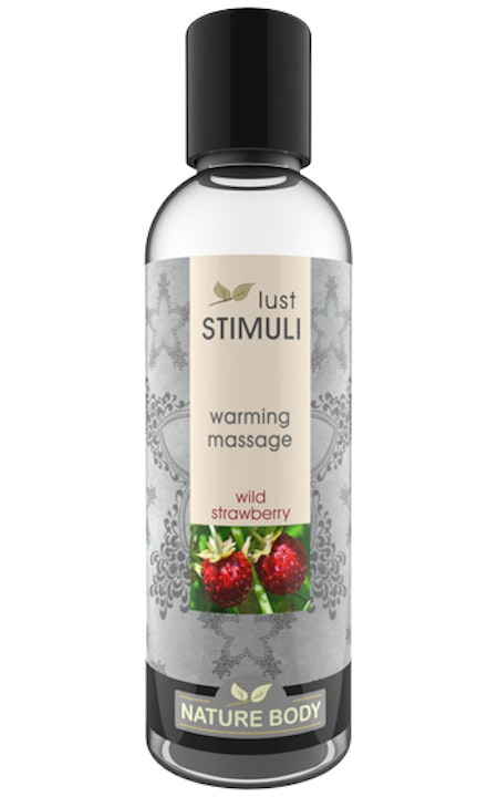 Wild Strawberry Warming Massage