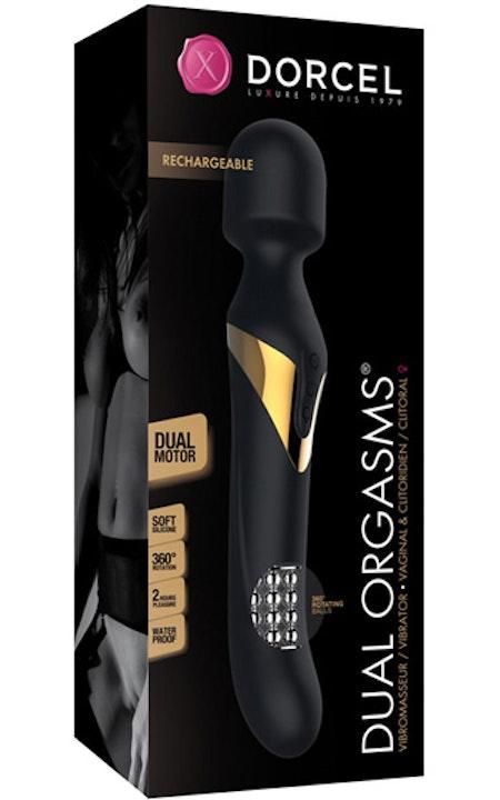 Dual Orgasms Gold