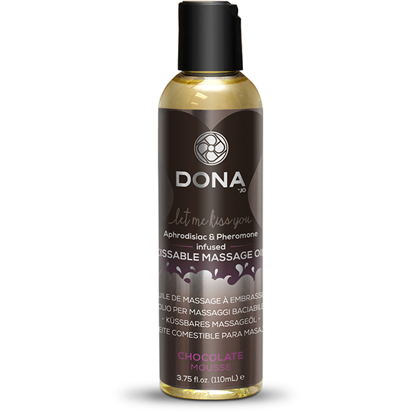 Kissable Massage Oil Chocolate Mousse