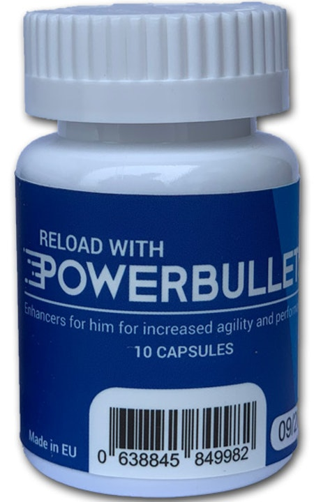 Powerbullets 10-pack