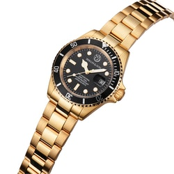 Professional Diver 40mm Gold / Black