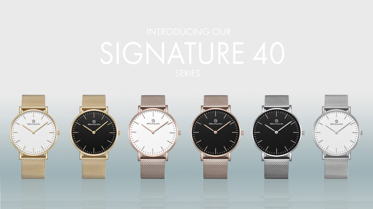 Berlin & Son Watches