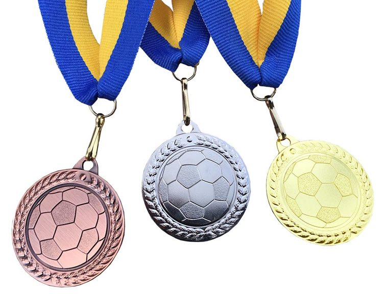 Medalj fotboll all inclusive