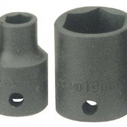"""Krafthylsa 14 mm. Med 3/8"""" fäste. Teng Tools 980514-C"""
